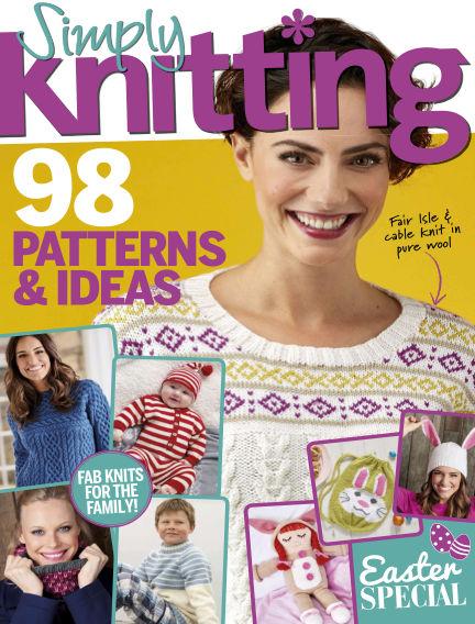 Simply Knitting February 22, 2018 00:00