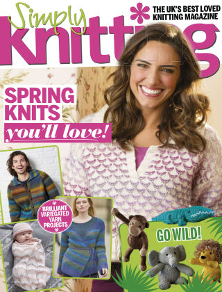 Simply Knitting May 2018