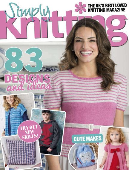 Simply Knitting May 17, 2018 00:00