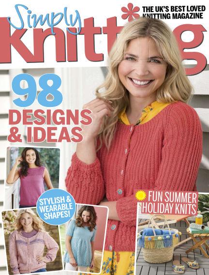 Simply Knitting June 14, 2018 00:00