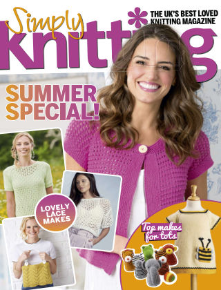 Simply Knitting September 2018