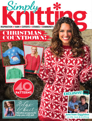 Simply Knitting Christmas2018