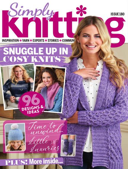 Simply Knitting November 29, 2018 00:00