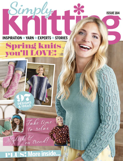 Simply Knitting March 21, 2019 00:00