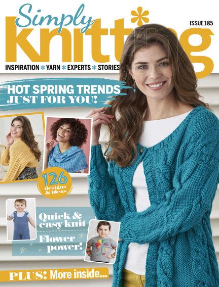 Simply Knitting April 18, 2019 00:00
