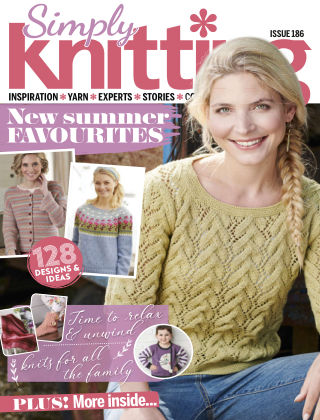 Simply Knitting July2019