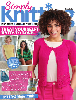 Simply Knitting August2019