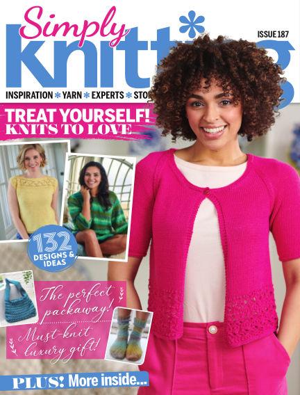Simply Knitting June 13, 2019 00:00