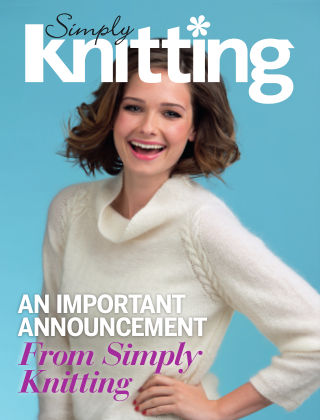 Simply Knitting Issue190
