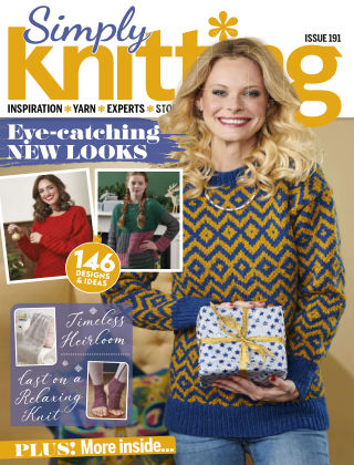 Simply Knitting Issue191