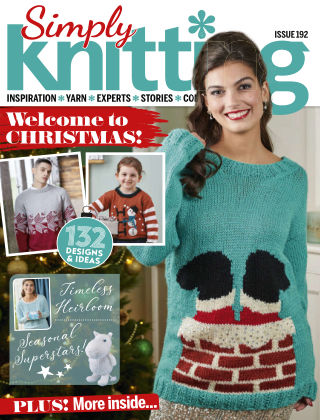 Simply Knitting Issue192