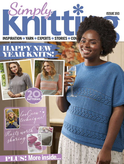 Simply Knitting November 28, 2019 00:00