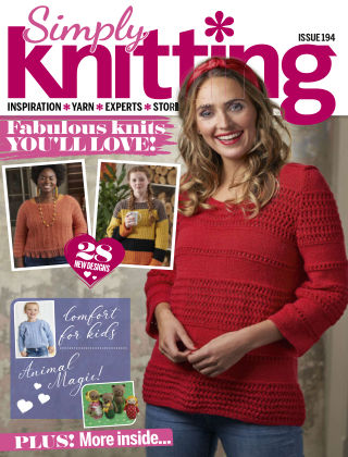 Simply Knitting Issue194