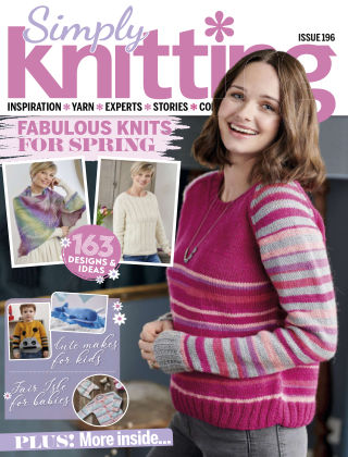 Simply Knitting Issue196