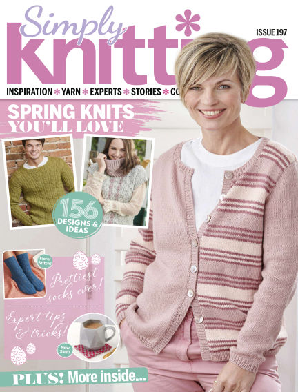 Simply Knitting March 25, 2020 00:00