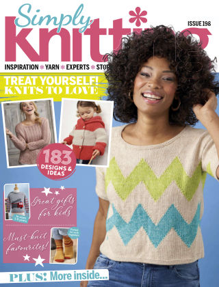 Simply Knitting Issue198