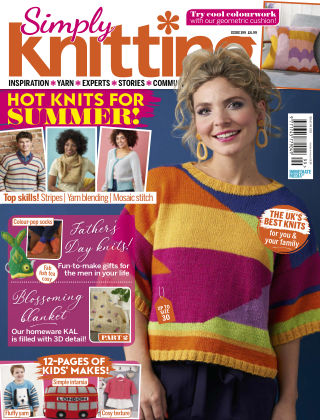 Simply Knitting Issue199