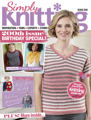 Simply Knitting Issue200