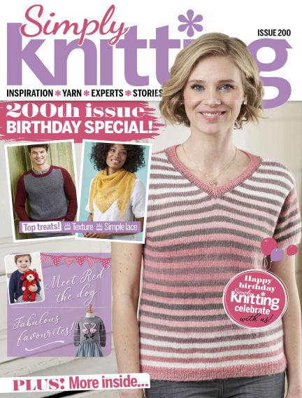 Simply Knitting June 18, 2020 00:00
