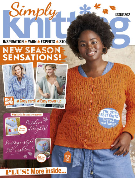 Simply Knitting August 13, 2020 00:00