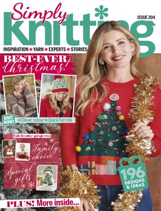 Simply Knitting Issue204