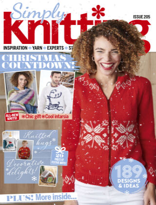 Simply Knitting Issue205