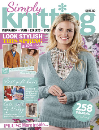 Simply Knitting Issue210
