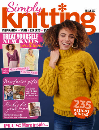 Simply Knitting Issue211
