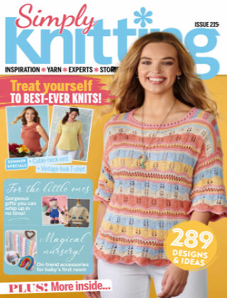 Simply Knitting Issue215
