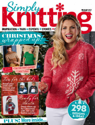 Simply Knitting Issue217