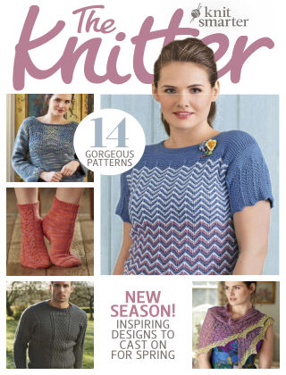 The Knitter Issue 82 2015