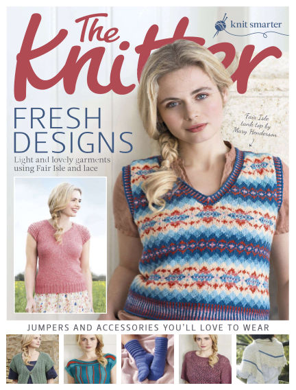 The Knitter May 25, 2016 00:00