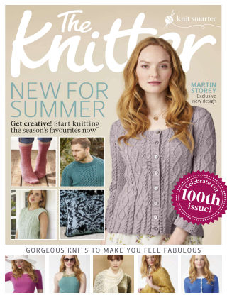 The Knitter Issue 100