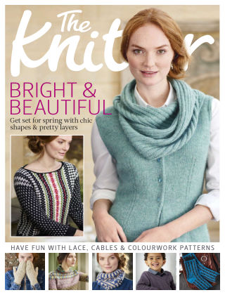 The Knitter Issue 108