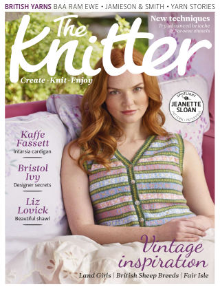The Knitter Issue 112