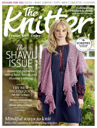 The Knitter Issue 113