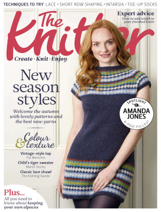 The Knitter Issue 115
