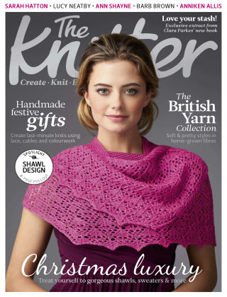 The Knitter Issue 117