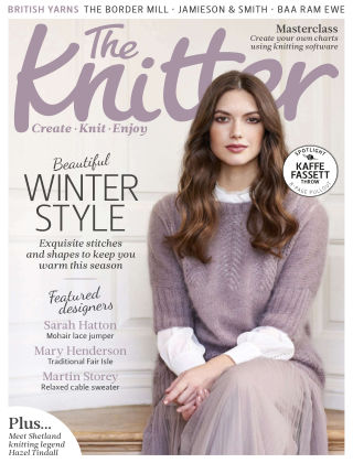 The Knitter Issue 118