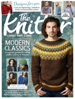 The Knitter Issue 120