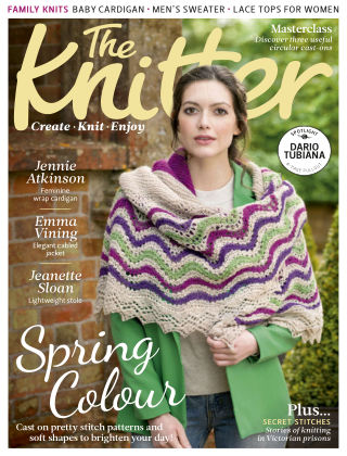 The Knitter Issue 122