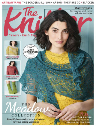The Knitter Issue 123