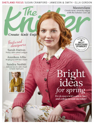 The Knitter Issue 124