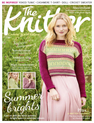 The Knitter Issue127