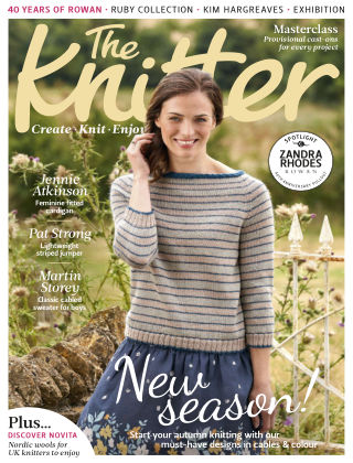 The Knitter Issue128