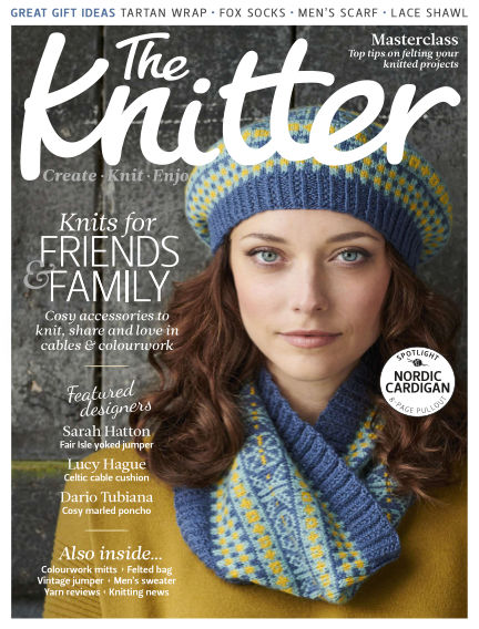 Read The Knitter Magazine On Readly The Ultimate Magazine