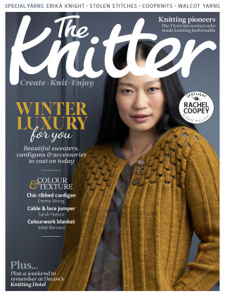 The Knitter Issue131