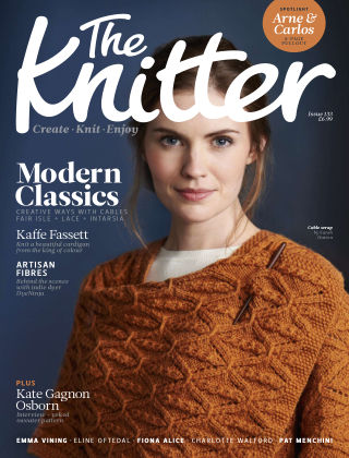 The Knitter Issue133
