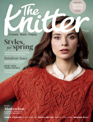 The Knitter Issue135