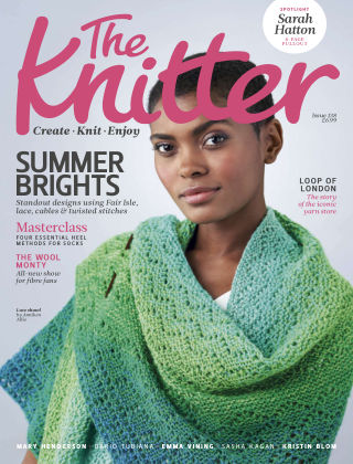 The Knitter Issue138